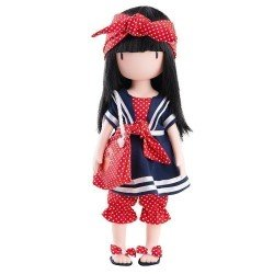 Bambola Paola Reina 32 cm - Bambola Gorjuss di Santoro - Pesciolini