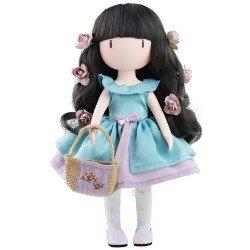 Bambola Paola Reina 32 cm - Bambola Gorjuss di Santoro - Bocciolo di Rosa