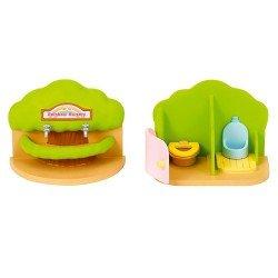 Sylvanian Families - Toilette per la scuola materna