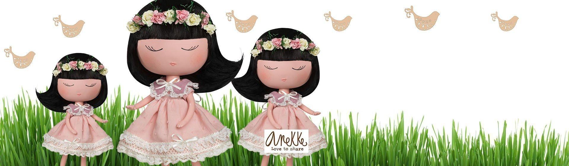 Muñecas Anekke