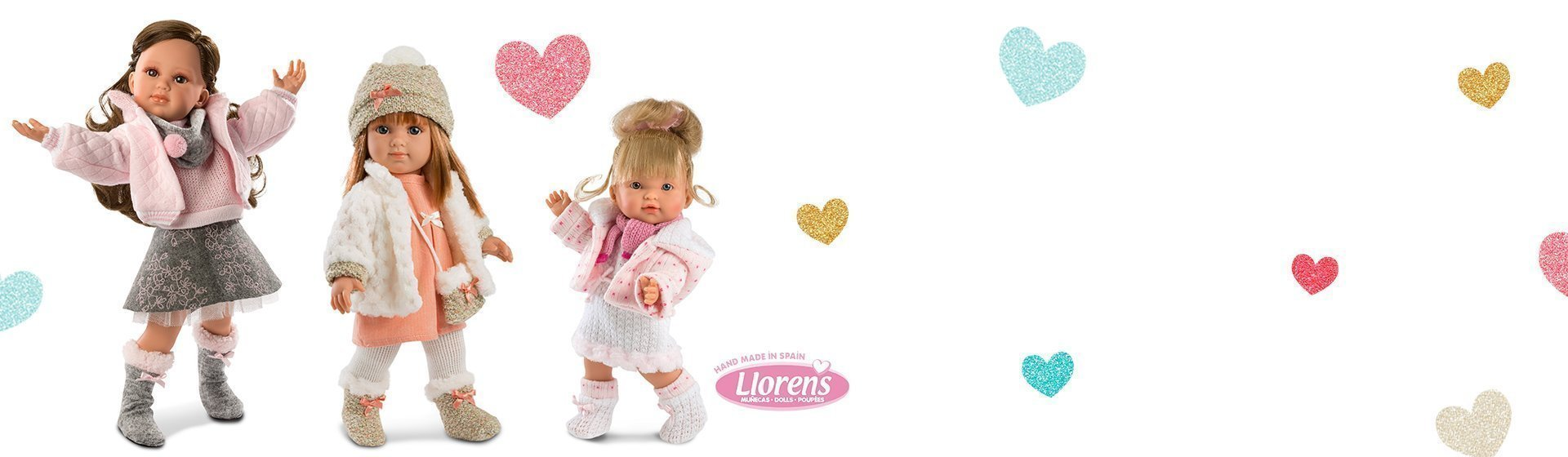 ¡Nueva marca en Dolls and Dolls!