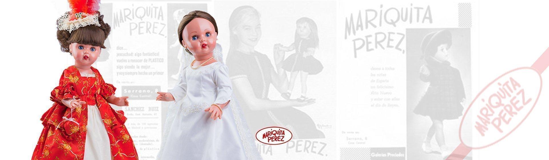 Nuevos Modelos de Mariquita Pérez